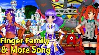 Finger Family & More Song | Kids Songs | Nursery Rhymes | Baby Songs | Children Songs