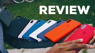 Testing Out All iPhone X Silicone Cases in 2017
