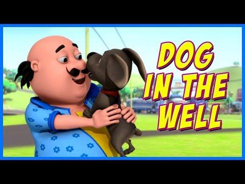 Motu Patlu | Dog In The Well | Motu Patlu in Hindi thumbnail