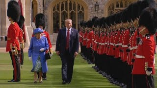 Download Lagu A look back at Queen Elizabeth's encounters with U.S. presidents Gratis STAFABAND