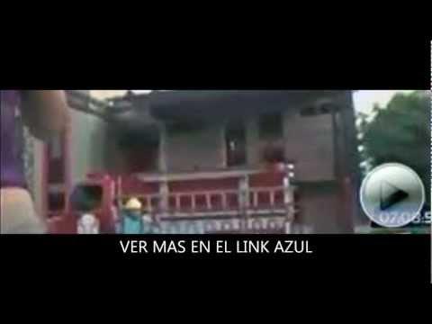 EL VIDEO EN ESTACION DE BOMBEROS DE PUERTO COLOMBIA