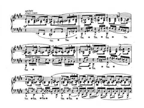 Richter Światosław Nocturne in E major, Op. 62 No. 2