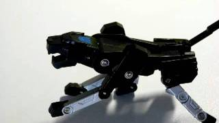 Stop-Motion con un USB del Transformer Destructor (Ravage)