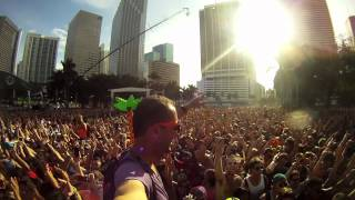 ULTRA MUSIC FESTIVAL 2012 GoPro Experience