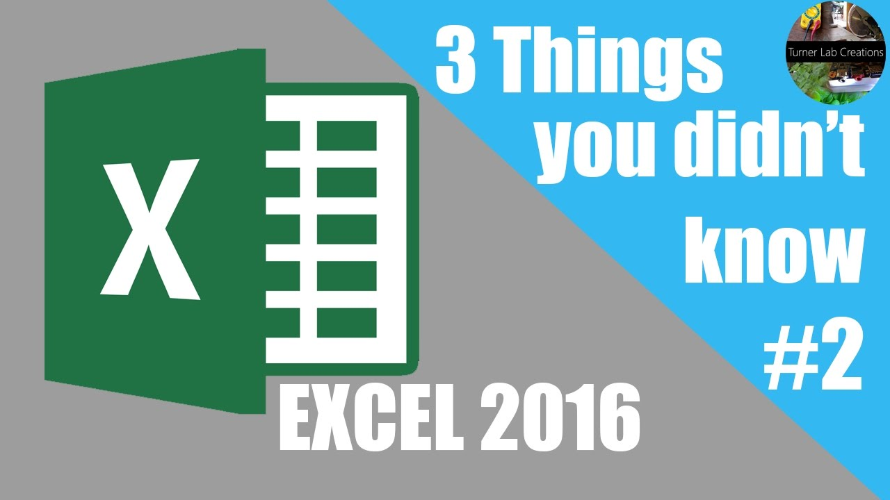 Complete List of Things You Can Do With Excel  Somekanet