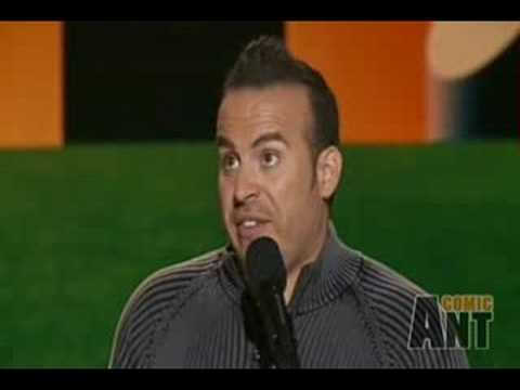 Ant (comedian) ANT Comedy Central Comedian