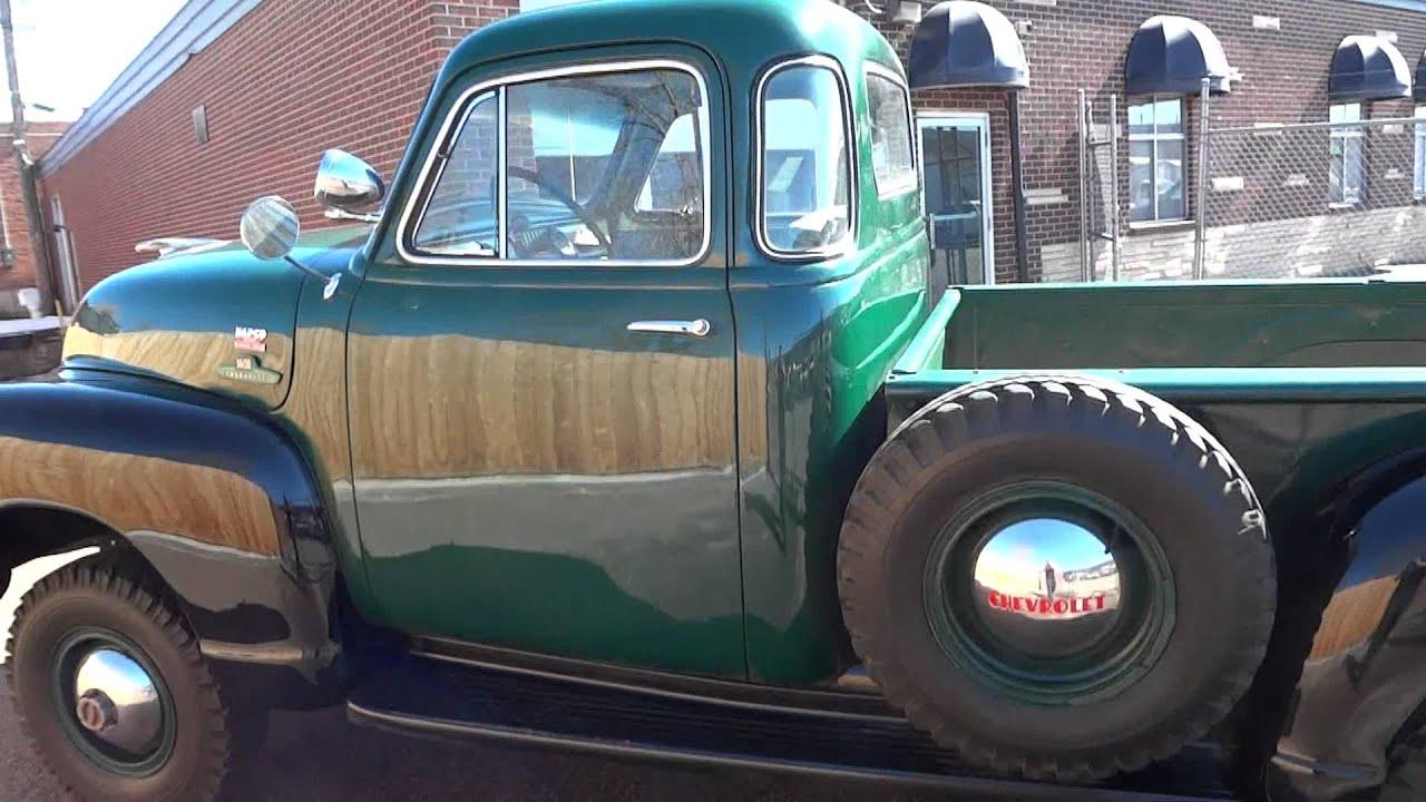 RARE RARE RARE!! 1955 Chevrolet 1st Series 5 Window Napco ...