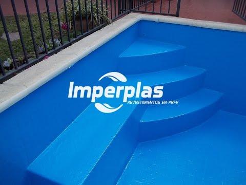 Impermeabilizaci n de piscinas de hormig n imperplas for Impermeabilizacion piscinas