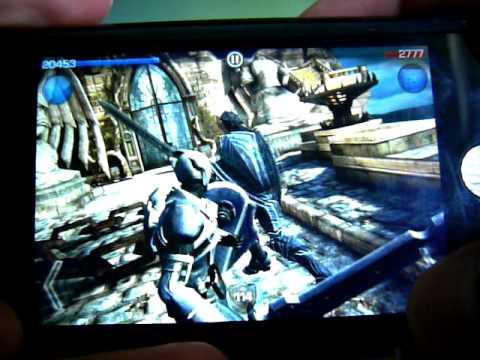 Infinity Blade - Full robot armor