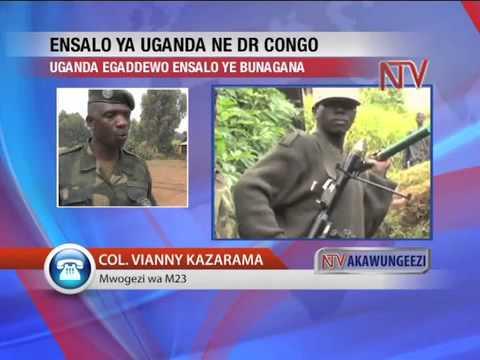 Ensalo ya Uganda ne Congo eggaddwa
