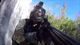 CPX paintball Mag fed Fort Courage