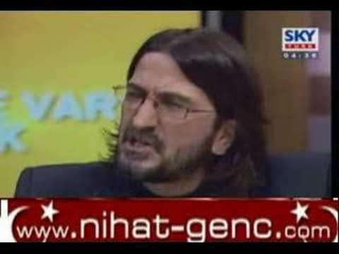 NİHAT GENÇ TURK GENCLİGİNE SESLENİYOR