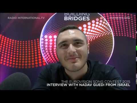 Eurovision 2015: Interview with Nadav from Israel