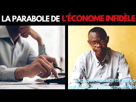 La parabole de l'économe infidèle expliquée | Explique-nous cette parabole 4° - Ange MANGUANDA
