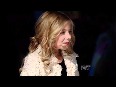 Jackie Evancho  'o Holy Night' At The National Christmas Tree Lighting - Hd video