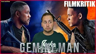 GEMINI MAN - KRITIK REVIEW Deutsch / German