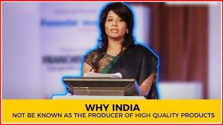 Anjali Goel speaking on Home Congress