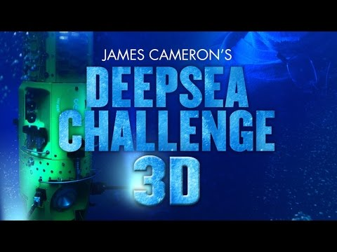 Deepsea Challenge 3D - Official Trailer (In Cinemas 16 October)