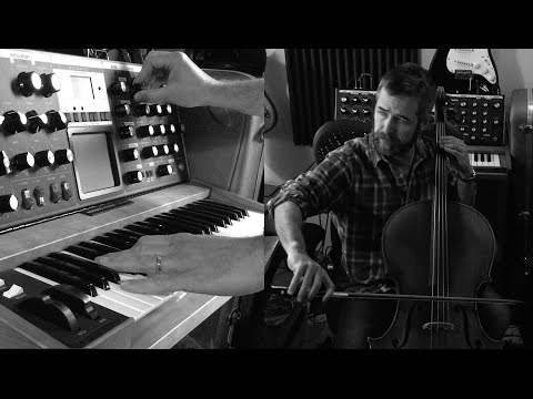 If: music for piano, cello and a Moog