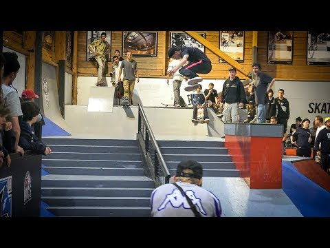 Far'n High Qualifiers + Best Trick (Aurelien Giraud, Luan Oliveira, Angelo Caro)