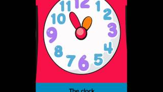 Hickory Dickory Dock Song App | Top Best Apps For Kids