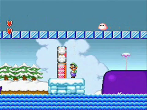 Super Mario Bros. 2 - Warps