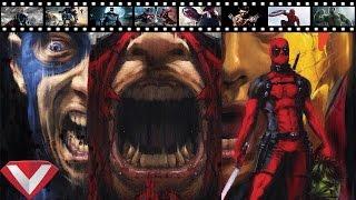 [J - Vreview]Sự Kiện Deadpool Tàn Sát Vũ Trụ Marvel