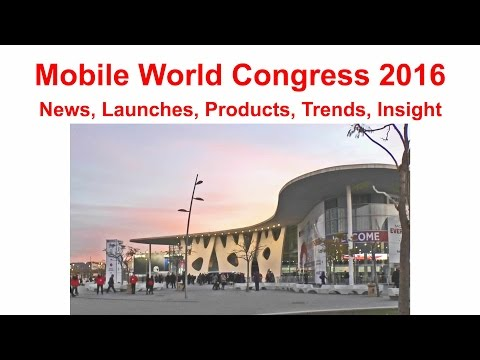 Mobile World Congress 2016 | News Launches Products Trends | Radio-Electronics.com