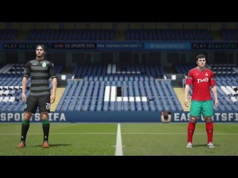LFRM.net | United World League | Matchday 4 | Lokomotiv Moscow v Sporting