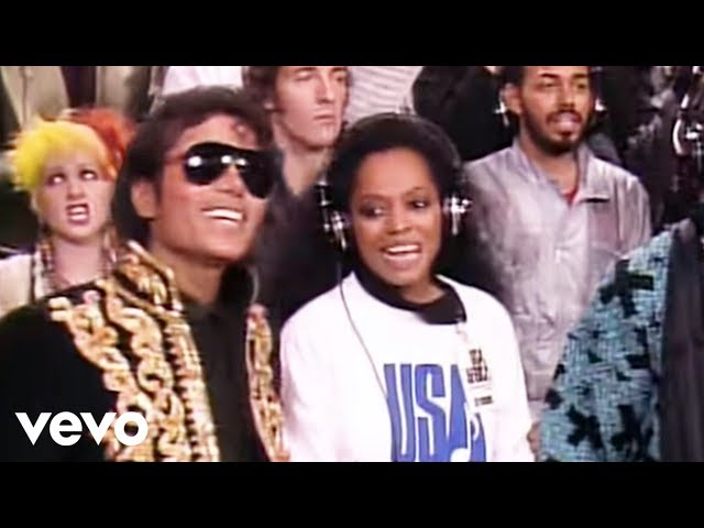 Play this video U.S.A. For Africa - We Are the World Official Video