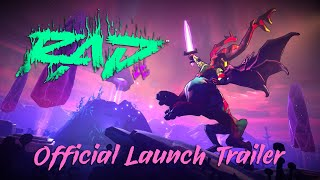 RAD Launch Trailer - Remade Again | PS4,  XB1, Steam, NSW