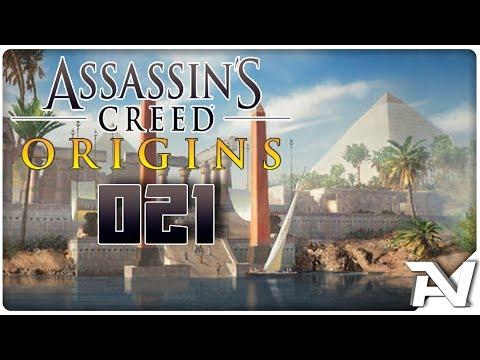 MEMPHIS FLUCH 🖤 Assassins Creed Origins #021 [German/HD+]