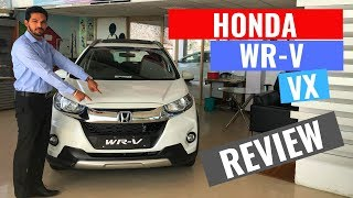 2019 Honda WRV VX Variant In-Depth Review | Interior & Exterior | Specification | Car Quest