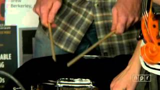Patrick Watson Npr Music Tiny Desk Concert Adventure In Your Own Backyard