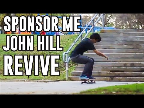 JOHN HILL REVIVE SPONSOR ME TAPE