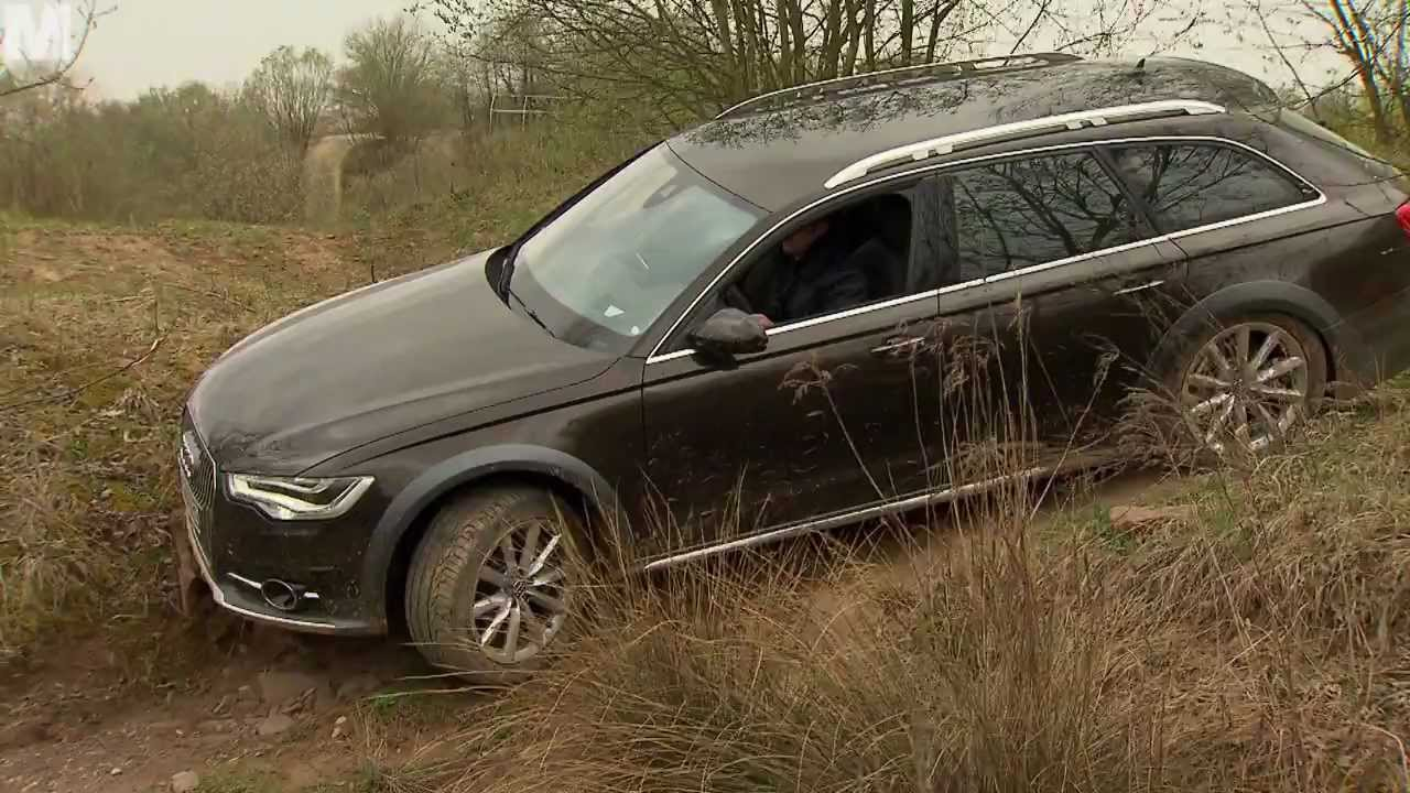 Audi A6 Allroad Quattro Youtube