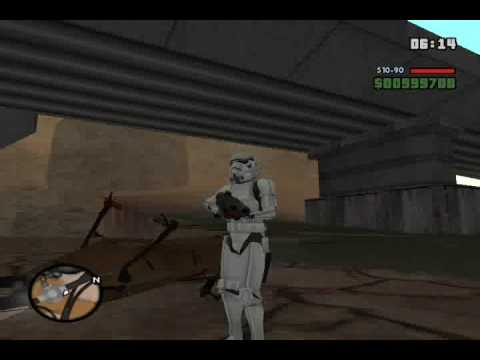 Gta star wars