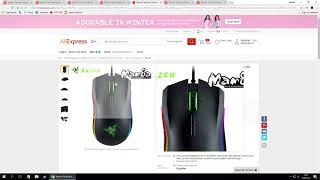 Aliexpressten Alabileceğiniz En Kaliteli Ve En Ucuz 7 gaming mouse