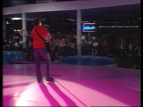 Boris Novkovic - Ko Sam Bez Tebe @ Miss BiH 2003