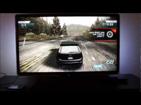 Samsung Galaxy S III Gameplay