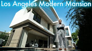 Los Angeles Modern Mansion with an OVERSIZED BASEMENT