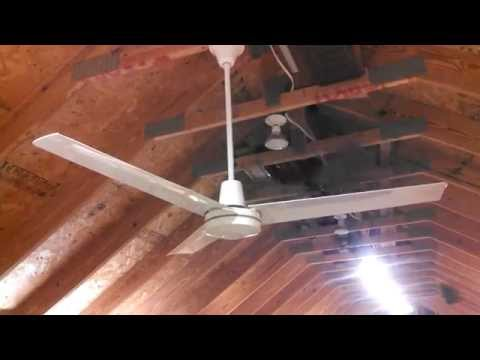 Dayton Leading Edge Industrial Commercial Ceiling Fan