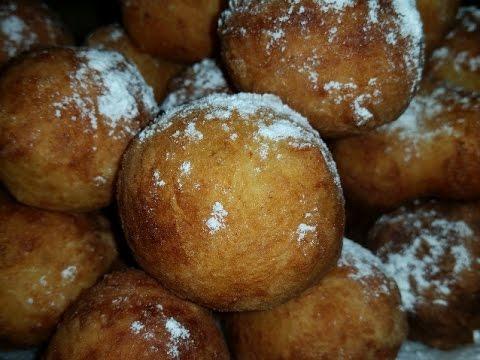 Творожные шарики,пончики с бананом!!!    Cheese balls,donuts with banana!!!