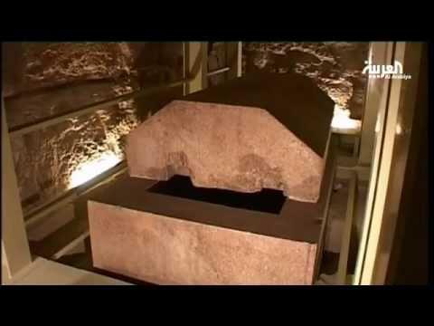 إعادة افتتاح مقبرة