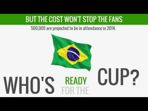 FIFA World Cup 2014: How Much Will it Cost?