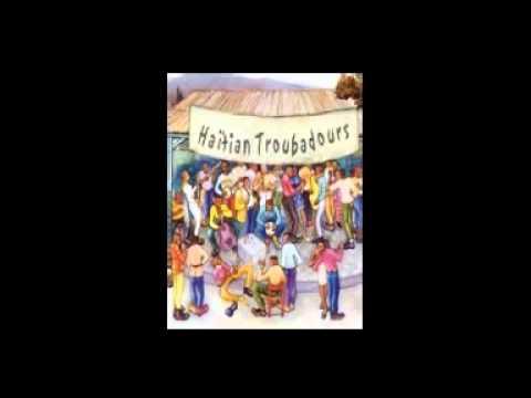 Haïtian Troubadours - l'album