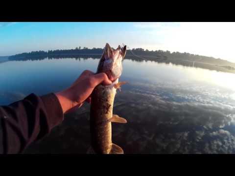 рыбалка на каме летом судак видео