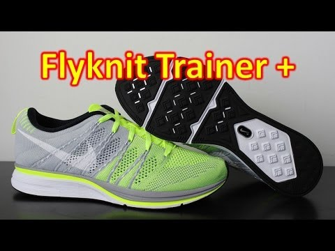 Nike FlyKnit Trainer+ Volt - Review + On Feet