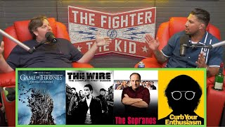 Tim Dillon and Brendan Schaub DISAGREE About Which TV Shows are Good