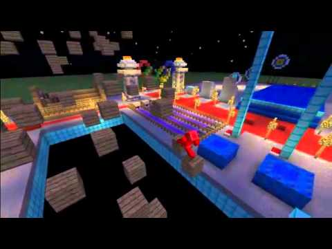 let's play minecraft - 2012 olympics - part 2 [efg]